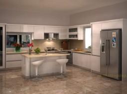 Tủ bếp inox OKiter MT01-1