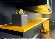 Tủ bếp inox TLI AN01-2