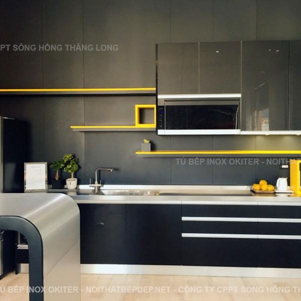 Tủ bếp inox TLI AN01