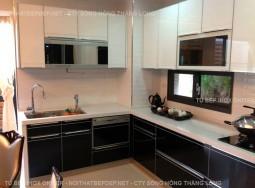 Tủ bếp inox TLI AN07