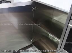 Tủ bếp inox TLI AN07-5