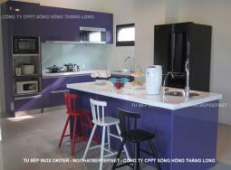 Tủ bếp inox TLI AN08-1