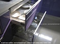 Tủ bếp inox TLI AN08-2