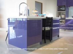 Tủ bếp inox TLI AN08-4