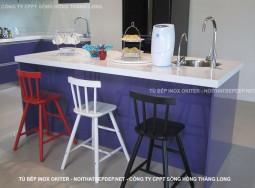 Tủ bếp inox TLI AN08-5