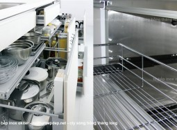 Tủ bếp inox TLI AO01-3