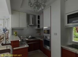 tủ bếp inox Tuấn Ciputra
