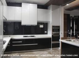Tủ bếp inox TLI AO05-1