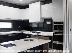 Tủ bếp inox TLI AO05-3