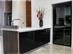 Tủ bếp inox TLI AO05-4