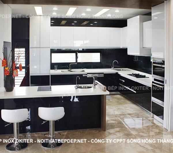Tủ bếp inox TLI AO05