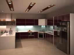 Tủ bếp inox chị Thảo VY1
