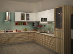 Tủ bếp inox chị Ngọc PNL