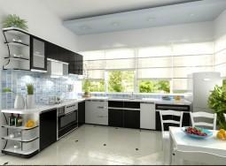 Lựa chọn tủ bếp inox đẹp phù hợp với không gian bếp
