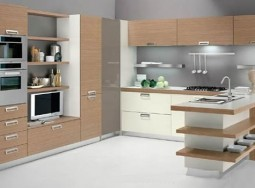 tu bep inox canh laminate song hong