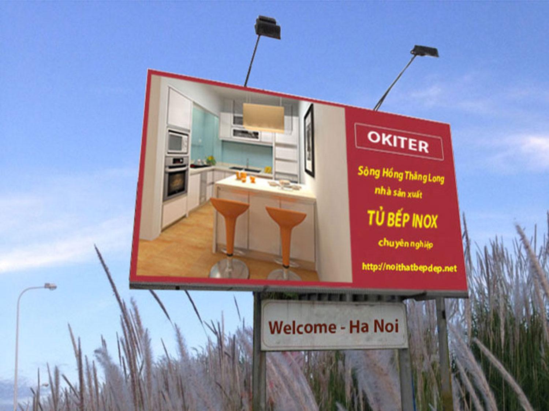 Tủ bếp inox không mối mọt