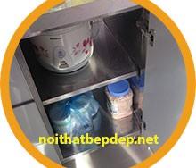 Cấu tạo thùng tủ bếp inox
