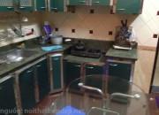 Tủ bếp inox kỳ đầu
