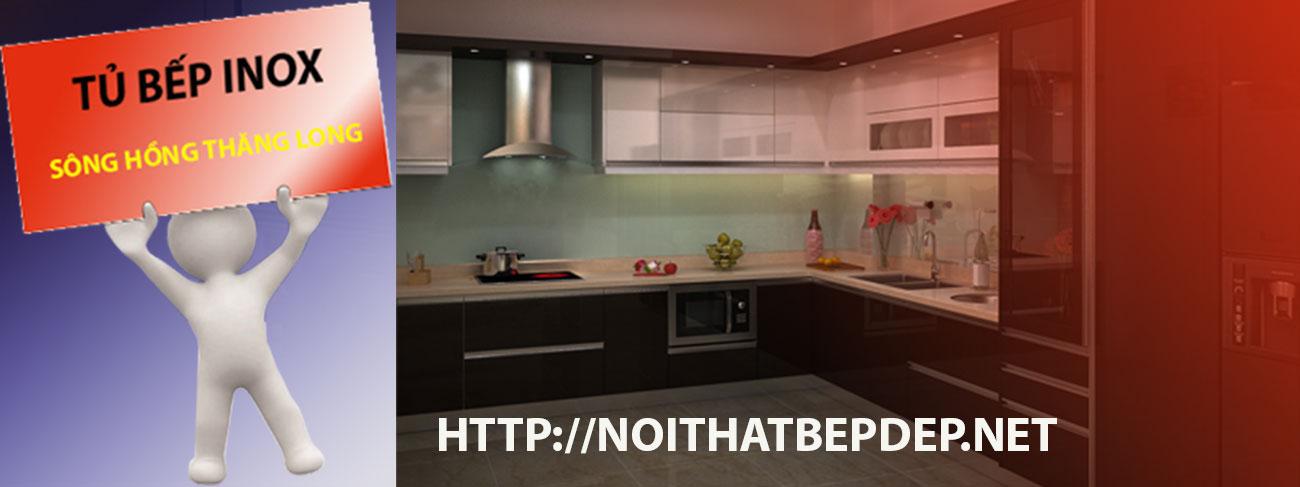 Tủ bếp inox Okiter từ SHTL 171116