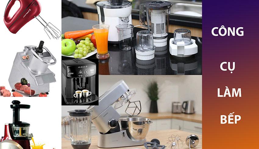 Máy công cụ nhà bếp