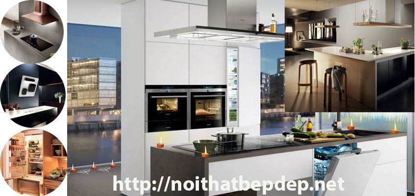 Tủ bếp và thiết bị
