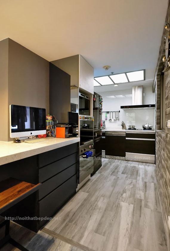 Tủ bếp inox SHTL