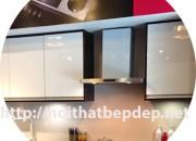 Tủ bếp inox biến hóa