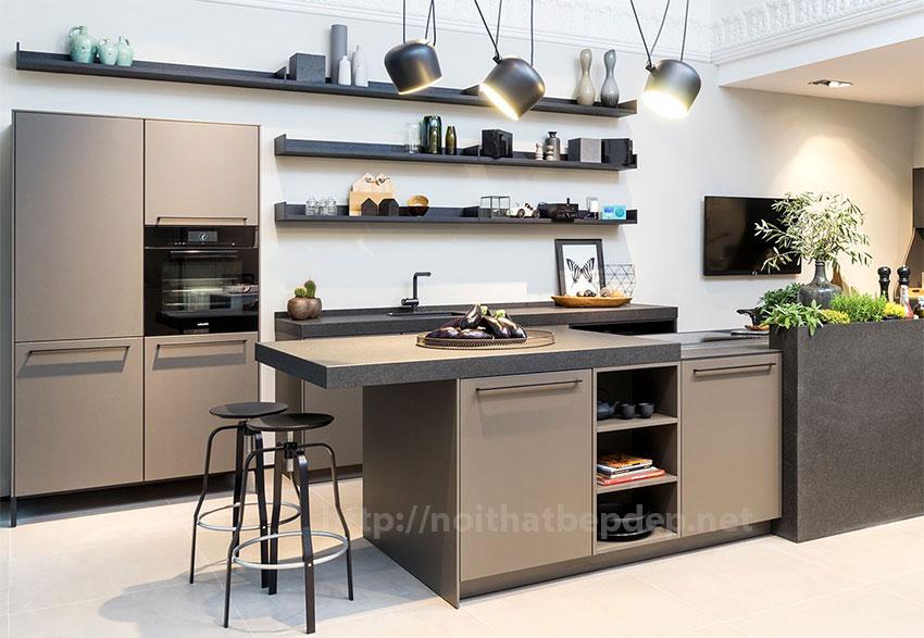 Tủ bếp và trang trí
