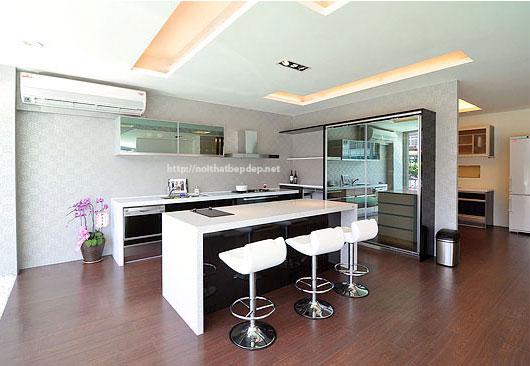 Tủ bếp inox nội thất bếp