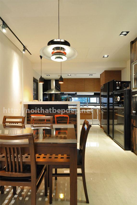 Tủ bếp inox từ công ty SHTL
