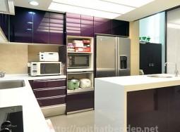 Tủ bếp inox Okiter SHTL