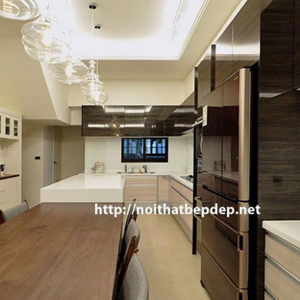 Tủ bếp bằng inox TLI AN10