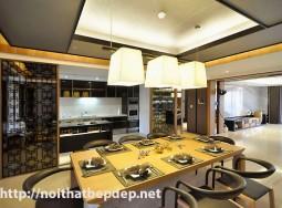 Tủ bếp inox đẹp
