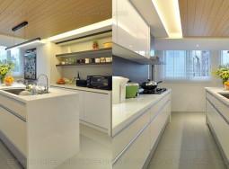 Tủ bếp inox đẹp TLIAO09-1
