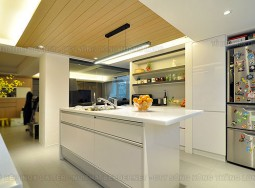 Tủ bếp inox đẹp TLIAO09-3