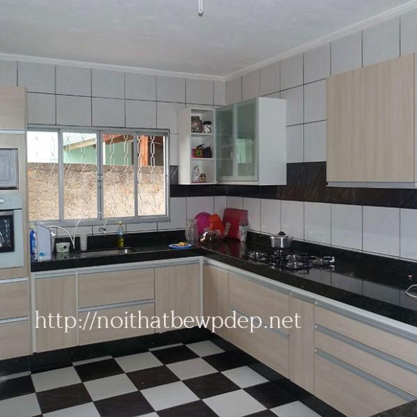 Tủ bếp bằng inox tại Tuyên Quang và Hà Giang