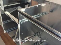 Thùng tủ bếp bằng inox