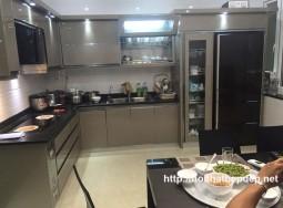 Tủ bếp inox ở Thái Nguyên