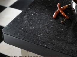 Mặt đá bàn bếp nhân tọa kết hợp
