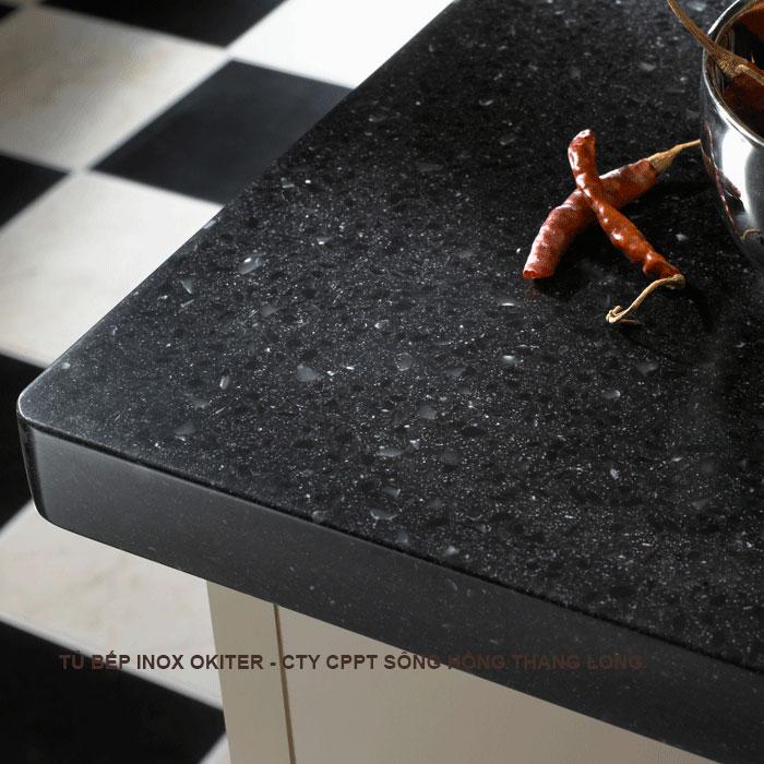 Mặt đá bàn bếp granit tự nhiên