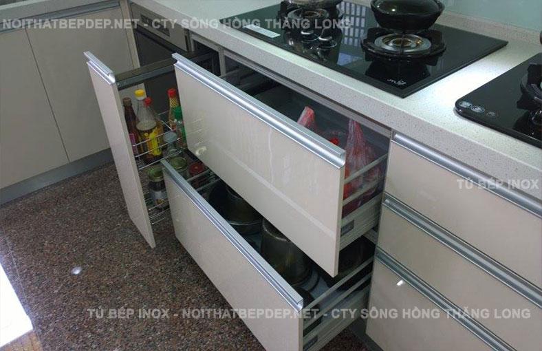 Tủ bếp nhựa TLN09-3