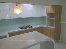 Tủ bếp nhựa TLN10-1