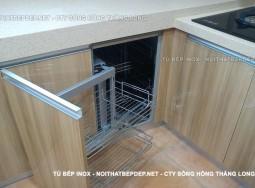 Tủ bếp nhựa TLN10-3