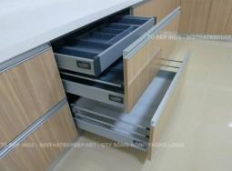 Tủ bếp nhựa TLN10-4