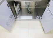 Thùng tủ bếp inox khoang chậu rửa