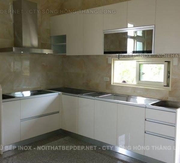 Tủ bếp nhựa TLN11