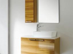 Tủ phòng tắm inox và composite