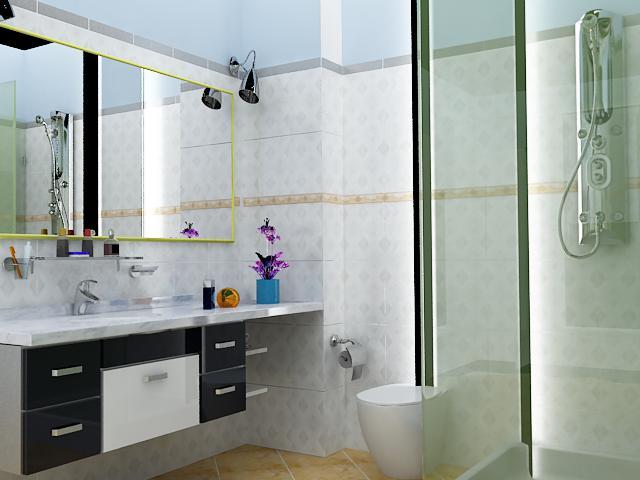 Tủ phòng tắm