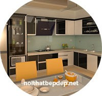 Tủ bếp inox Okiter SHTL 171116